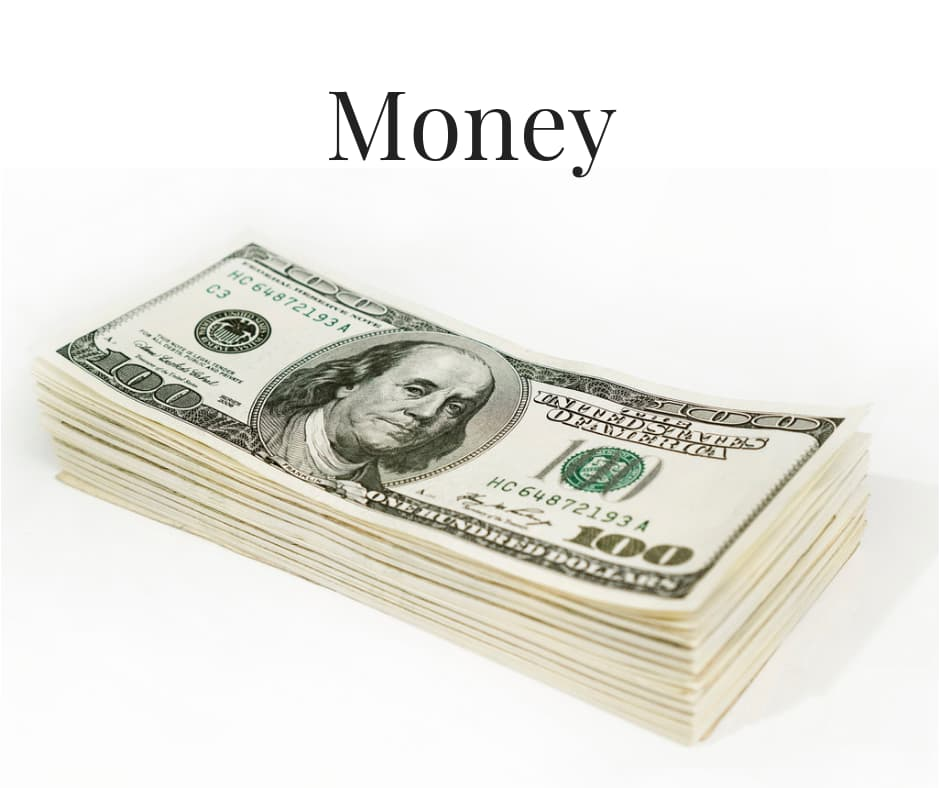 Money – The Poem